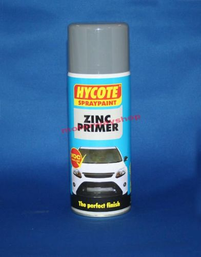 Zinc Primer Spray Paint Hycote 400ml Anti Corrosive